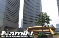 Namiki Precision of Singapore Pte Ltd.